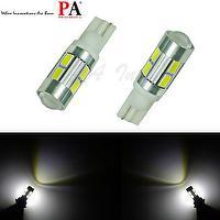 PA Wholesales Price Car 10 SMD 5630 LED Lens #555 194 168 W5W auto light t10