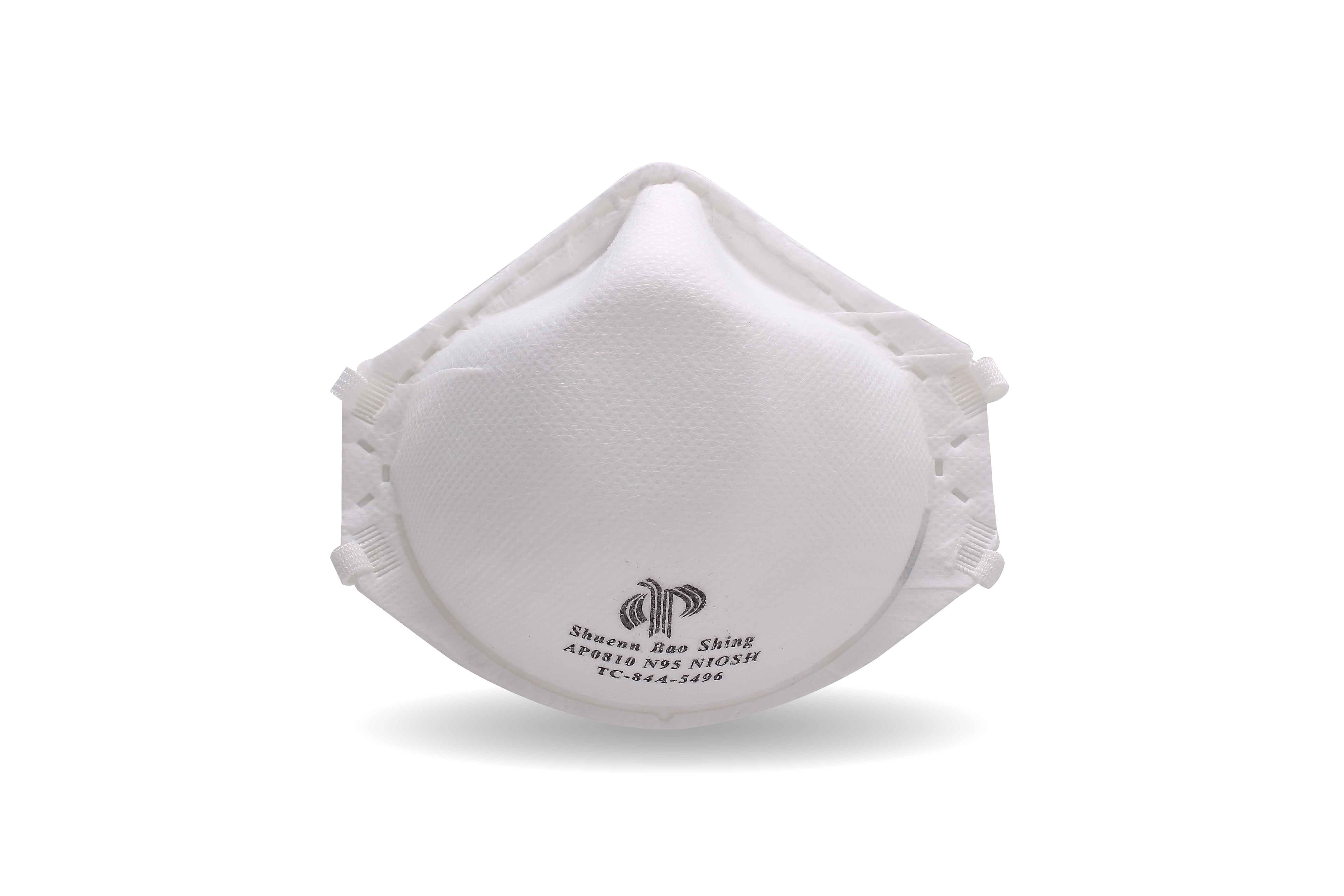 Pro Respirator Ltd N95 Ap0810 Co Niosh Particulate Aero