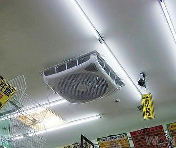 Taiwan Ceiling Fan Classic Series Invisible Blade