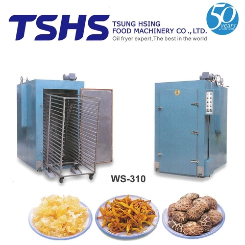 High Working Industrial Box Type Seafood Dehydrating Plant