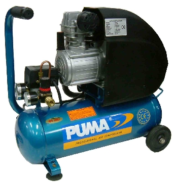 DIRECT TYPE AIR COMPRESSOR