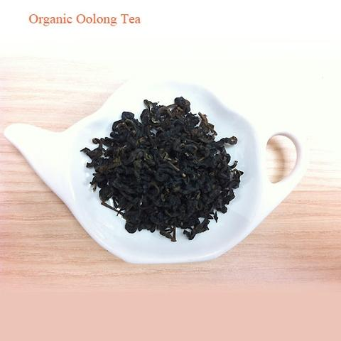 Taiwan Natural/Organic Oolong Tea