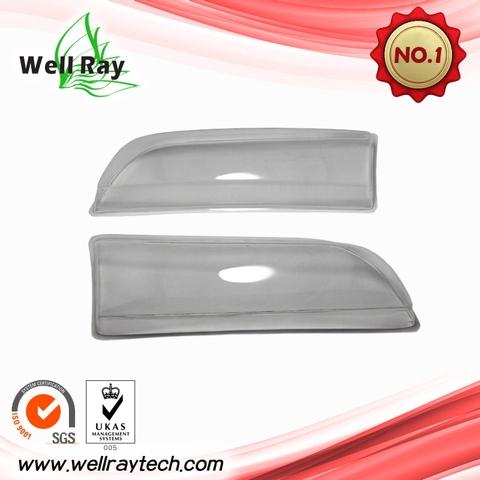 Taiwan Clear Headlight Cover, Headlight Lens for Nissan S13, S14