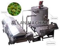Green Peas Continuous fryer