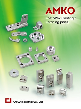 Lost Wax Casting / Latching parts