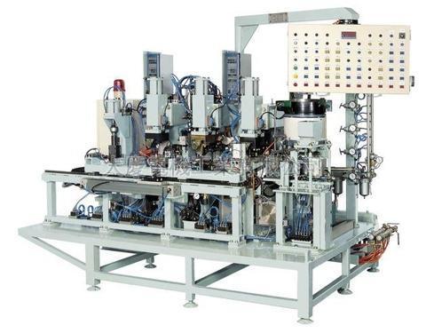 浮凸焊接機- 壓縮機 [連桿]