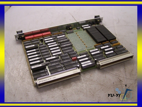 MOTOROLA MAINFRAME BOARD MODEL MVME 224A-3