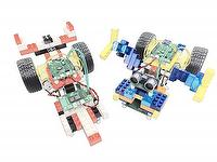 【Creative Inventions】2-in-1 Remote Bot