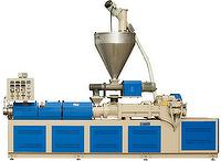 Paralle Type Twin-Screw Extruder For Rigid PVC Pelletizing