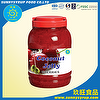 Hot Sale topping 3.8kg  Cherry Coconut Jelly Sunnysyrup Bubble Tea Supplier