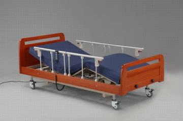 Hospital Bed,Home Bed,Bariatric Full Electric Home Bed