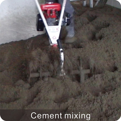 Agricultural Cultivator Cement Mixing 308B Type