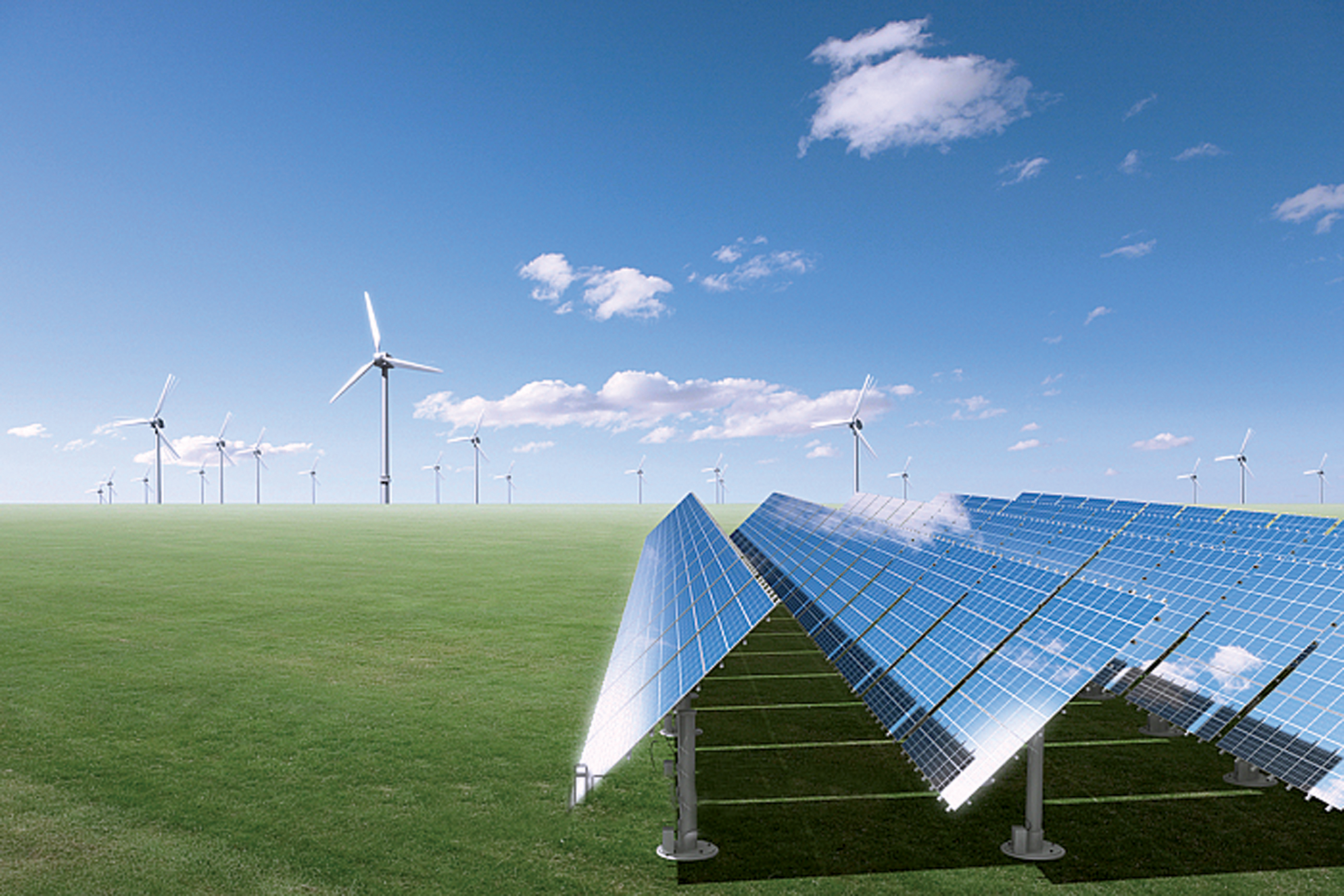全球大商机 低碳 绿能