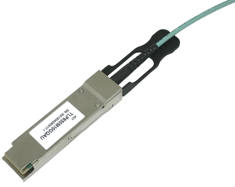40Gb QSFP+ to 4 x SFP+ Active Optical cable