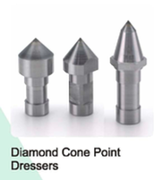 Diamond Cone Point Dressers