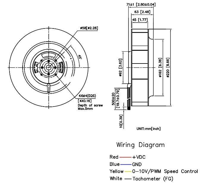 6 Lead Motor Wiring Diagram Dc