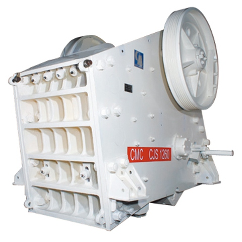 Up-Thrust Jaw Crusher