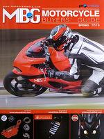 MBG motorcycle buyers guide 2019 SPRING