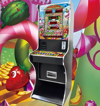 TSK Mario Slot Game Machine: Frutiladia No Roulette