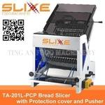 Bread Slicer with Protection cover and Pusher (TA-201L-PCP)