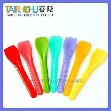 Taiwan plastic ice cream spoon find complete details for How big is a plastic spoon