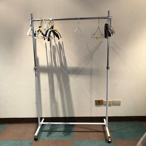 H Clothing Rack Garment Rack Leg Adjustable
