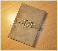 Suede belt to protect small book sets, books clothing