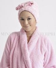 Light Weight Polyester Bathrobe