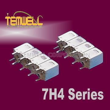 Helical Bandpass Filter- 7H 4 pole Fillter