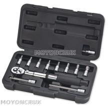 Bicycle torque wrench 2-24Nm with window scale disply