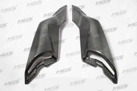 MOS Carbon Fiber Air Duct Covers for Yamaha MT-03 / MT-25 / YZF-R3 / YZF-R25