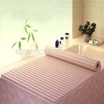 Good Bathtub Cover, ABS Bathtub Cover, Shutter Style Bathub Cover.