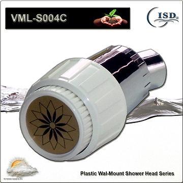 Taiwan adjustable shower sprayer showerhead plastic shower for Plumber bathroom fittings