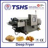 Industrial Continuous Stainless Steel Chicken Lpg Gas Fryer