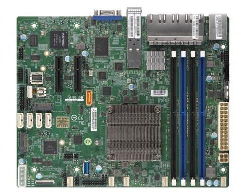 Supermicro MBD-A2SDV-8C-LN10PF-P Embedded/IoT Board
