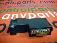 SIEMENS S7 PLC PROFIBUS CONNECTOR 6ES7 972-0BA11-0XA0 6ES7972-0BA11-0XA0