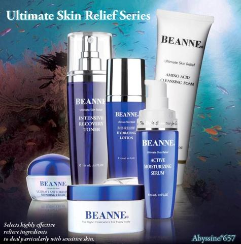 ULTIMATE SKIN RELIEF SERIES Sensitive skin x Anti-aging x Skin relief