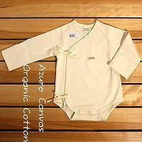 Organic Cotton baby Tender kimono romper