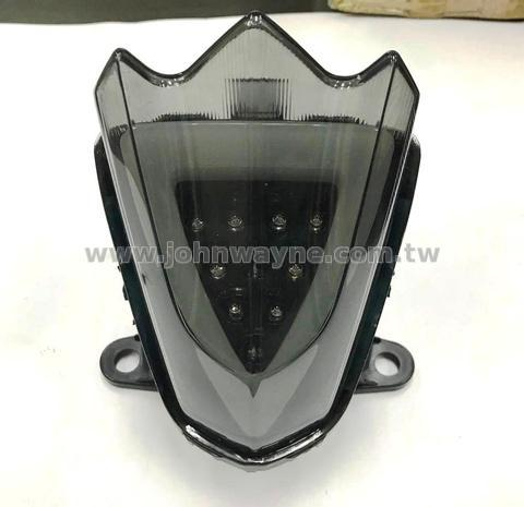 LED TAIL LIGHT WITH DRIVING LIGHT STRIP FOR SUZUKI GSXR S150
