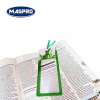 Reading Bookmark Magnifier