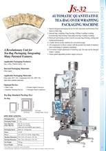automatic packaging machine & manufacturers, liquid sachet