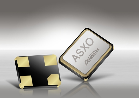 High precise SMD crystal oscillator