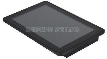 """Fanless Intel Atom Z3735F Panel PC with 10.1"""" Touch Screen PPC-BBR10"""