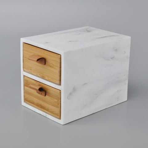 雙層長方手飾盒