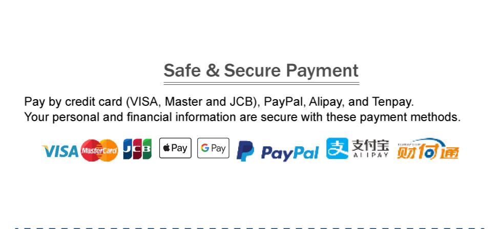Safe & Secure Payment on iDealEZ