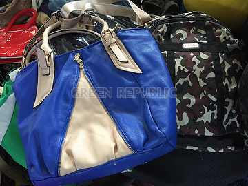 Taiwan Used mixed bags second hand Bags | GREEN REPUBLIC