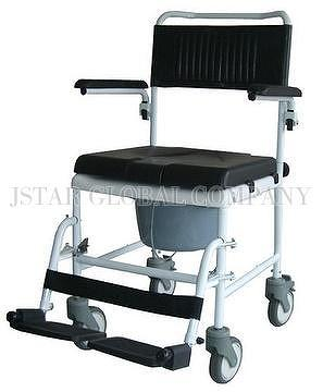 Transfer Commode Chair