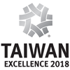 """The Taiwan Excellence Awards were established by the Ministry of Economic Affairs in 1993. Every year, eligible candidates are subjected to a rigorous and stringent selection system that covers four major aspects of """"R&D"""", """"Design"""", """"Quality"""" and """"Marketing"""" to identify outstanding products that offer """"Innovative Value"""" while satisfying the key criterion of being """"made in Taiwan"""". Products that have been selected for the Taiwan Excellence Awards would serve as examples of the domestic industries and be promoted by the government in the international market in an effort to shape the creative image for Taiwanese businesses. <br> The selection of winning entries of the Taiwan Excellence Awards comprises two phases, the first phase involves the on-spot evaluation and selection of winning entries for the Taiwan Excellence Awards and compilation of the """"Taiwan Excellence Gold and Silver Quality Award Shortlist"""" by the panelists. The second phase will involve the participation of international panelists to jointly determine the winning entries for the """"Taiwan Excellence Gold Quality Award"""" and """"Taiwan Excellence Silver Quality Award"""" - the most prestigious award for exceptional products that will represent Taiwan. Today, the Taiwan Excellence Awards have had 26 iterations and the mark of Taiwan Excellence has become a common brand for Taiwanese products with innovative values, renowned in the international market for the excellence and quality that are associated with the mark. <br><a style=""""color:blue;"""" target=""""_blank"""" href=""""https://taiwanexcellence.taiwantrade.com"""">Click to taiwanexcellence.taiwantrade.com</a>"""
