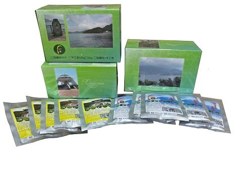 Refreshing bag 15g 10 into gift box