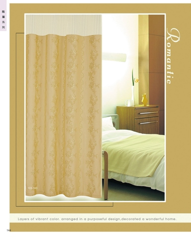 Taiwan Inherently Fire Retardant Cubicle Curtain fabrics